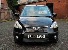Hyundai I10 1.2 COMFORT 5dr (59)2009 *1 Year Warranty* Low Mileage 35k
