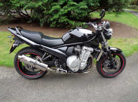 LOVELY 2011 SUZUKI GSF1250 SPORTS