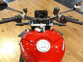 2021 Ducati Streetfighter V4 Ducati Red