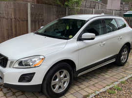 Volvo Xc60, 2010 (59) White Estate, Manual Diesel, 112,596 miles