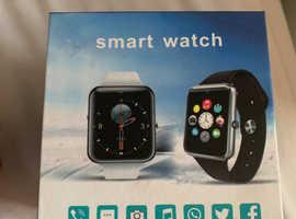 Working smart watch
