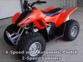 Wanted quad Honda 90 cc or a 250 cc frames quad
