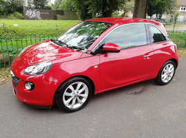 VAUXHALL ADAM 2013 REG, 80,000 MILES, LONG MOT, FULL HISTORY, NICE SPEC WITH DAB & BLUETOOTH