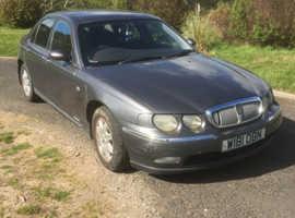 Rover 75, 2000 (W) Grey Saloon, Manual Diesel, 160,000 miles