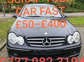 £50-£500 CASH FOR YOUR CAR