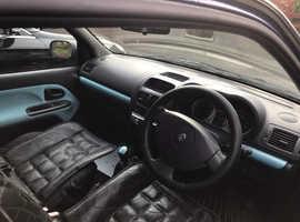 Renault Clio, 2002 (02) Blue Hatchback, Manual Diesel, 117,142 miles