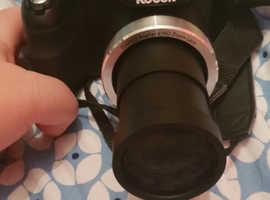 16 megapixel camera