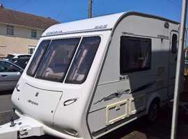 Compass Corona 362 Caravan
