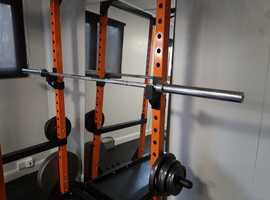 Olympic Barbell, 7 FT 20kg....