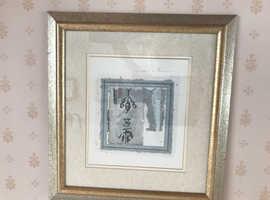 3matching Chinese style prints