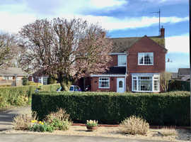 Detached Three Bed House Boston Lincs