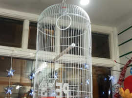 Brand new cages