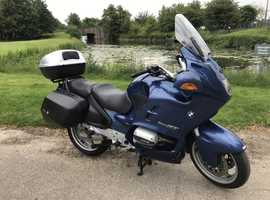 BMW R1100RT Low mileage, new tyres, mot June 2020