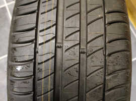 """17""""    michelin primercy 3  nearly new tyre"""