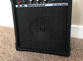 B.B Blaster BB10 10 Watt Amplifier