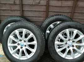 Ford Mondeo Wheels