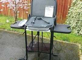 'George Foreman' Large Griddle + Stand