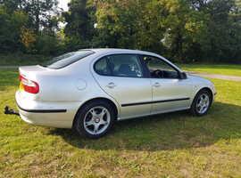 Seat Toledo, 2004 (04) Grey Hatchback, Manual Petrol, 129,464 miles