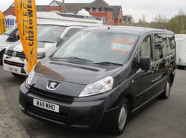 Peugeot EXPERT TEPEE COMFORT HDI CAMPER 2011 72607 MILES **FINANCE AVAILABLE**