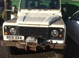 Land Rover 110 2001