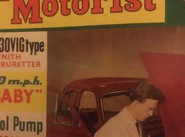 1961 practical motor mags