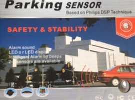 Brand new rear parking sensors