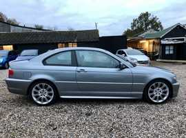 2004 BMW 325 Ci COUPE M SPORT 2 PREV OWNERS 10 SERVICE STAMPS AUTOMATIC