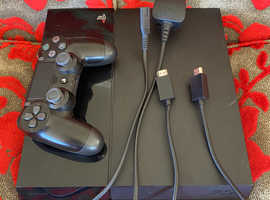 Sony PS4 Black 500GB Console Bundle