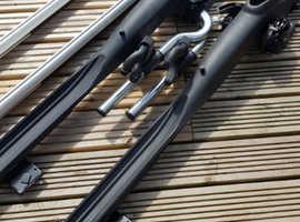 Genuine Audi A3 Roof Rails and Bike Racks