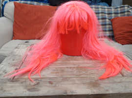 Fancy Dress Wigs - Halloween - Job Lot