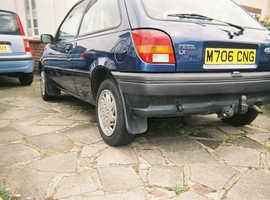 Mk 3 fiesta automatic 1.3 lxi