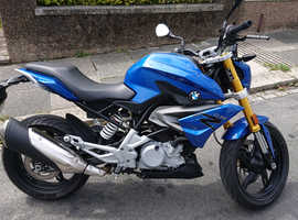 BMW G 310 R Free Bike cover included