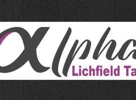 Alpha Lichfield taxi