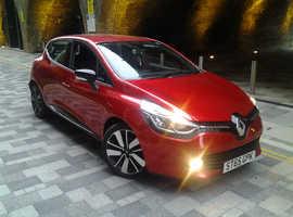 2016 (65) Renault Clio 1.5DCi Dynamic Hatchback (Manual, Sat Nav/27,000 Miles)