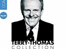 Terry Thomas Collection. 6 DVD's Region 2