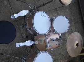Child's drum kit