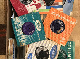Loved collection of Vinyl records, 60s and 70s original artists.
