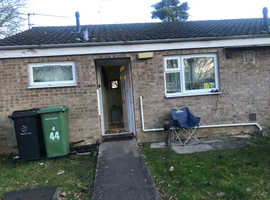 Terraced (Attached) One bedroom Bungalow to Swap