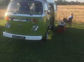 VW Camper 1976 T2 Late Bay