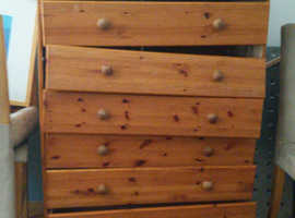Chest of drawers for free