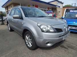 Renault Koleos, 2009 Silver Estate MPV , Diesel, P`EX Considered