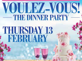 Voulez-Vous: The Dinner Party