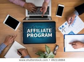 Build Online Simple Affiliate Business / Work & Earn From Home