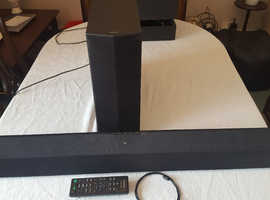 Sony SA-CT370W home theatre system