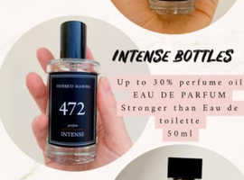 Designer inspired perfumes and aftershaves for a fraction of the price.