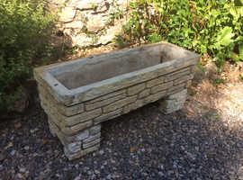 Sandford Stone Garden Trough