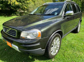 Volvo Xc90, 2006 (56) Executive, Automatic Diesel, 135,000 miles