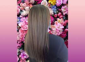 Hi there well established hairstylist with over 25 years experience, no job too big or small!, all aspects of hairdressing.