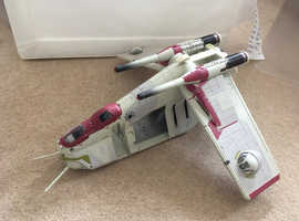Star Wars Attack Of The Clones: Republic Gunship
