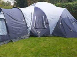 Vango 900 tent and accessories